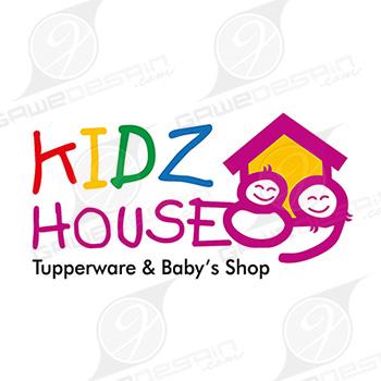 Logo Kidz House 89 / Desain