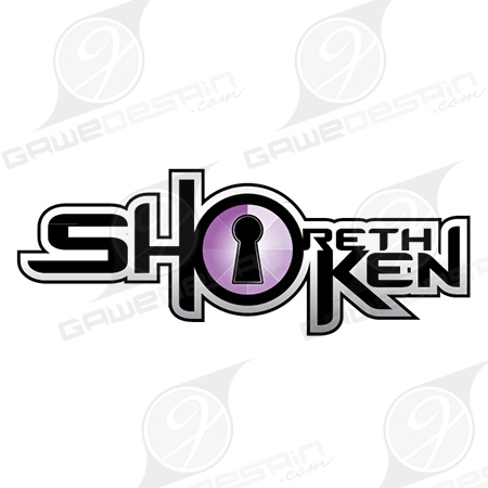 Logo Shoret Ken / Desain