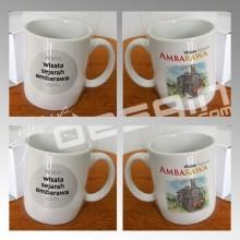 Mug Ambarawa Heritage / Desain&Cetak